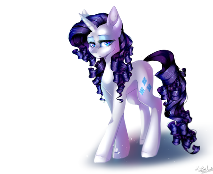 Rarity by HuiRou