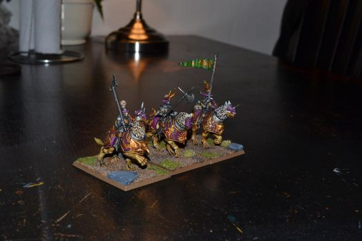 Empire Demigryph Knights by Brother-Maynard