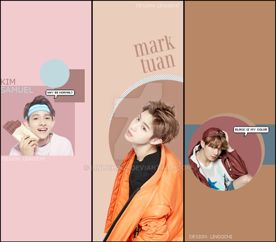 [Bookmark] Mark Samuel Jungkook by linhchinie