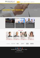 BPO website design by pakiboy