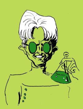 Dr. Green by birthcontrolblues