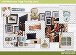[SHARE PNGS] 1500 Watchers! PNGs PACK By Jaexi by SuzyKimJaeXi