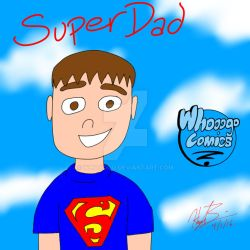 SuperDad by Whooogo