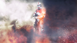 BattleFRONT 1 Shock Trooper by SK-STUDIOS-DESIGN