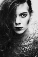 Women in black and white by fitusia