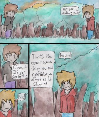 WFRN Chapter 4 Page 5 by willy5000