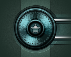 Fort Knox Safe Wallpaper by hello-123456