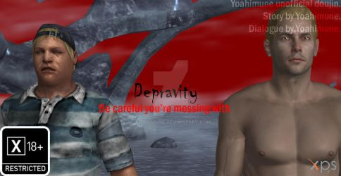Coming soon New Doujin - Depravity by Yoahimune