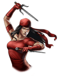 Canceled project - Elektra by Fan-the-little-demon
