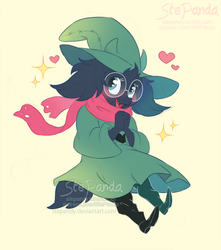 Ralsei by StePandy