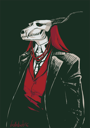 Elias Ainsworth by bathsheb