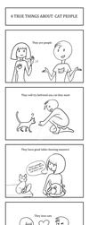 4 true things ab cat people by JavaLeen