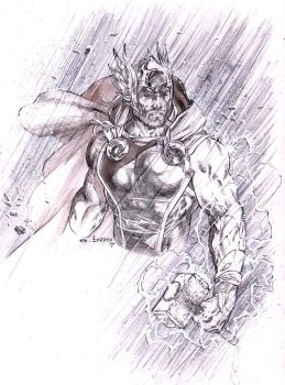 The Mighty Thor by me eBas