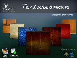 RG Texures Pack1 by RavenGraphics