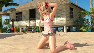 Marie Rose's Tropical Paradise by Deluwyrn