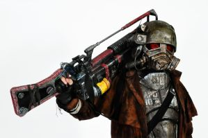 NCR Ranger Cosplay 02 - Ayacon 2011 by JayCosplay