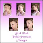 Stock Pack -Inside Portraits by Gracies-Stock