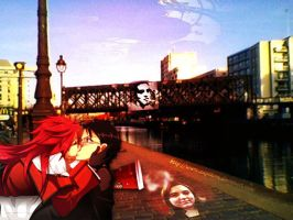 Willy_vs_Grell in Paris2 by LEZARD-GRAPHIQUE