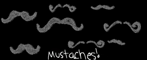 comment if you have a mustache by auti98