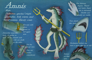 Reference sheet - Amnis by The-fox-of-wonders