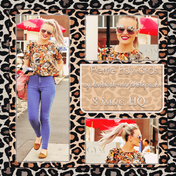 Photopack Perrie Edwards |3| by OurHeartOfLove