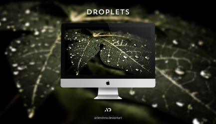 Droplets by AidenDrew