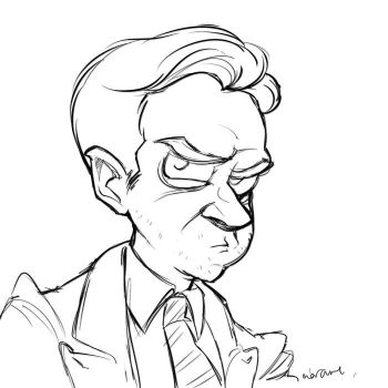 another chilton sketch by Ciorane