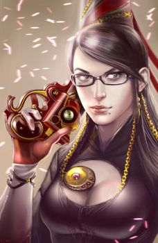 Bayonetta by dr-kelso