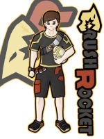 Trainer Todd - Rocket Eater by haha-tommy