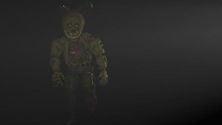 41. Springtrap (GIF) by Sologoodiebag