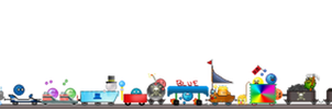 Emote Project: Roller coaster by NewYorkKid618