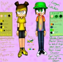 All Boro Island--Alex and Logan *UPDATED* by Galaxylo