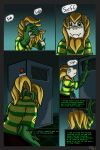 Undertale: A Tale of Three Angels page 04 by catgir