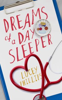 Book Cover Design for Dreams of a Day Sleeper by ebooklaunch