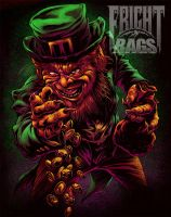 LEPRECHAUN full colors by pop-monkey
