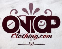 Ontop Clothing Logo by mezwik