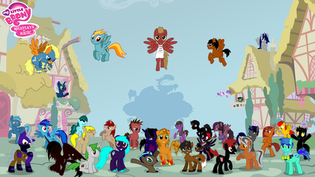 My Little Brony : Roleplays are Magic   Version 2 by The-Intelligentleman