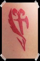 DMC4 Holy Order Tattoo by MJ-Cosplay