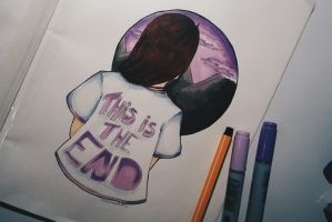 This is the end... by elizabetezv