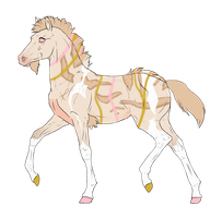 N3156 Padro Foal Design for DarkestNation by casinuba