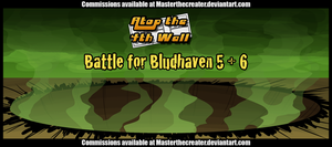 AT4W: Battle for Bludhaven 5 + 6 by DrCrafty