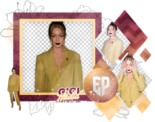 Pack Png 2363 // Gigi Hadid. by ExoticPngs