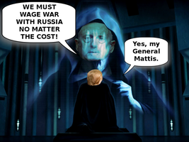 Emperor General Mattis by paradigm-shifting
