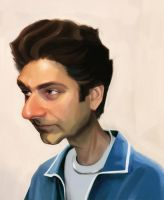 Christopher Moltisanti by Cowboy-Lucas