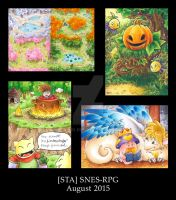 SNES RPG II - ATC by Merinid-DE