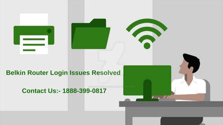 Contact us to resolve Belkin Router Login Issues. by netgearhelpnumber