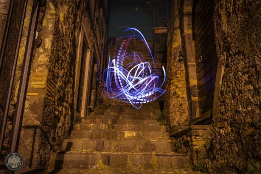 Lightpainting #4 by Feivelyn