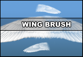 Wing Brush by Faeth-design