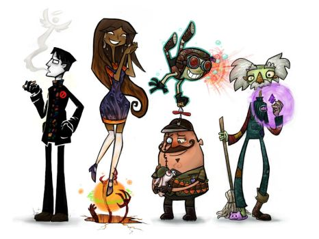 The Counselors by Genaleah