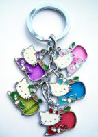 Hello Kitty Rainbow. by vivienL